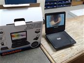 SYLVANIA Portable DVD Player SDVD7027